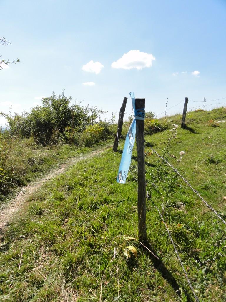 Sentier du Trail du Saugeais