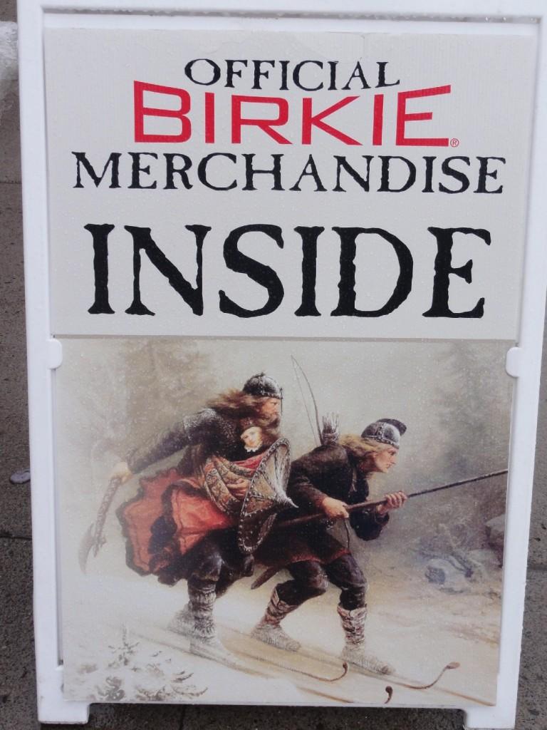 Affiche Birkie