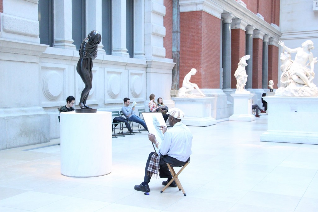 Salle des scultures