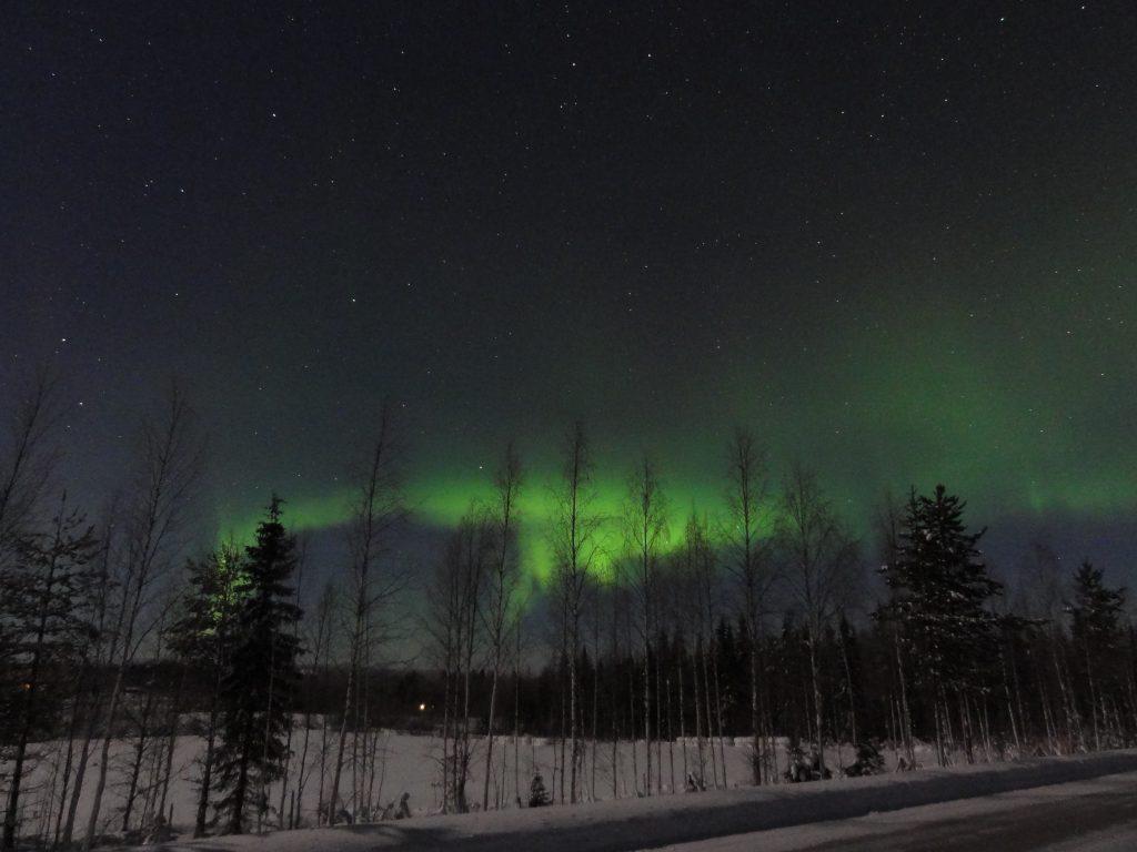 aurores boréales - 1